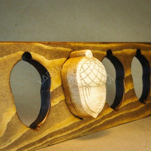 Originalus medinis savaitės dienų kalendorius Giliukai