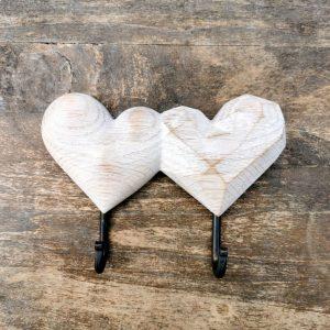 Poros kabyklėlė Baltosios širdys